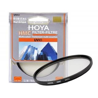 HOYA UV (C) HMC Slim 55mm